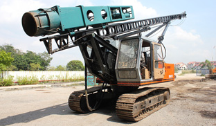 IPH : Hydraulic Pile Hammer Supplier
